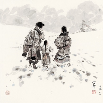 Ai Xuan, Home Coming, 2011